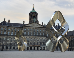Amsterdam Holland _ Dam Square