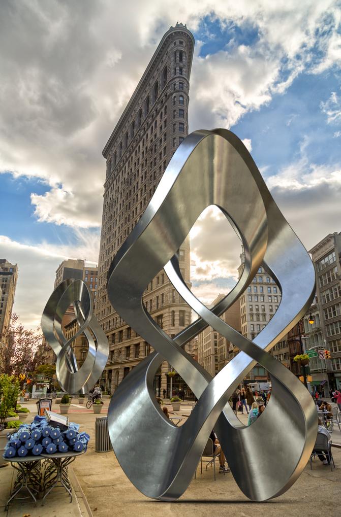 New York, USA | Flatiron Plaza