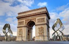 Paris France _ Arc de triomphe