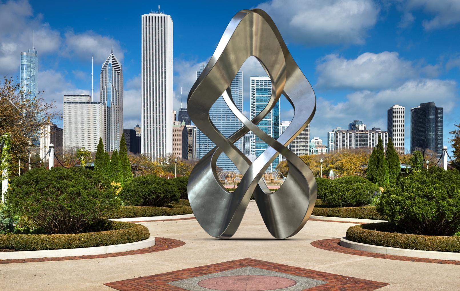 Chicago, USA | Clarence Buckingham Memorial