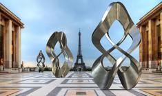 Paris France _ Place du Trocadéro