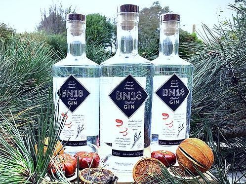 BN18 Gin (70cl, 40% ABV)