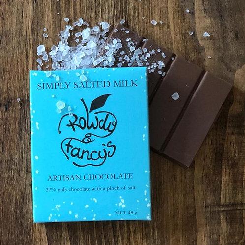Sussex Artisan Chocolate by Rowdy & Fancys - 48g bar