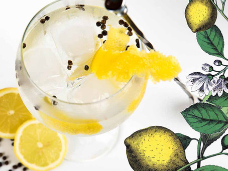 Gin Cheat Sheet, Cocktails & recipes