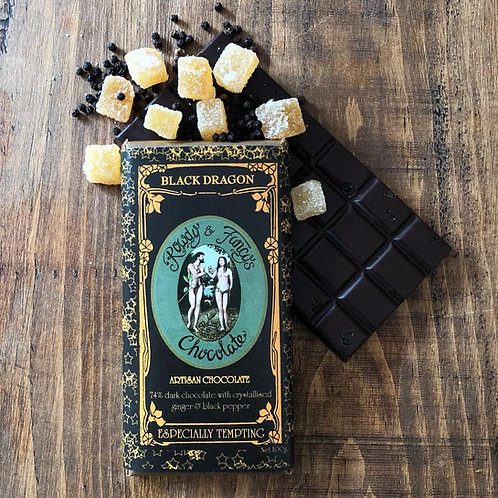 Rowdy's Sussex Chocolate -100g bar