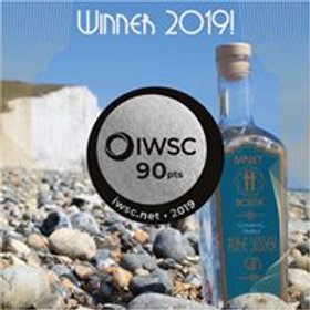 Pure Sussex Gin - 40% ABV (70cl) - DOUBLE AWARD WINNING