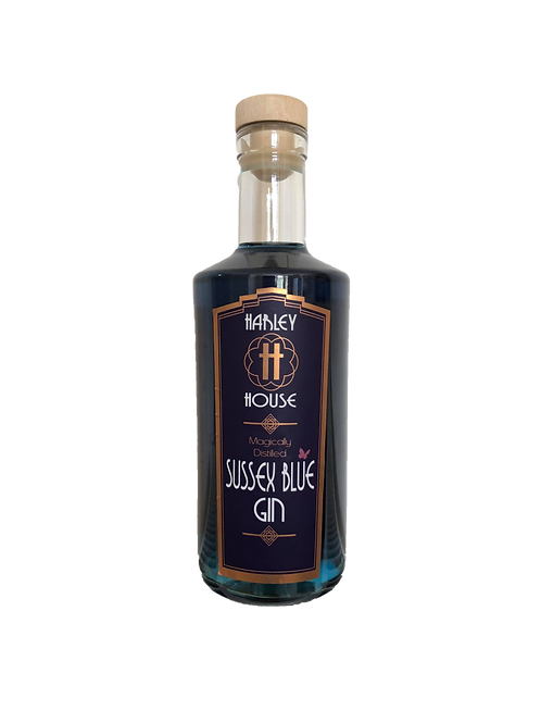 Sussex Blue Gin