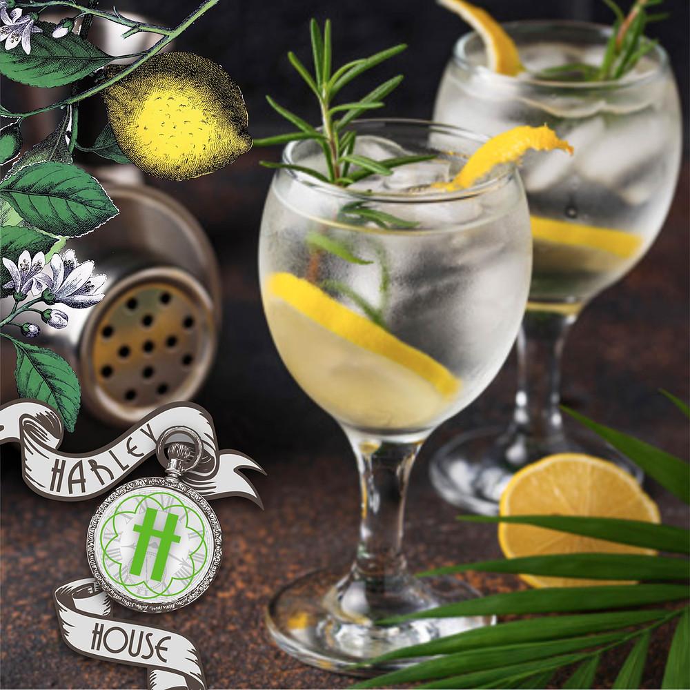 Harley House Distillery Lemon Gin