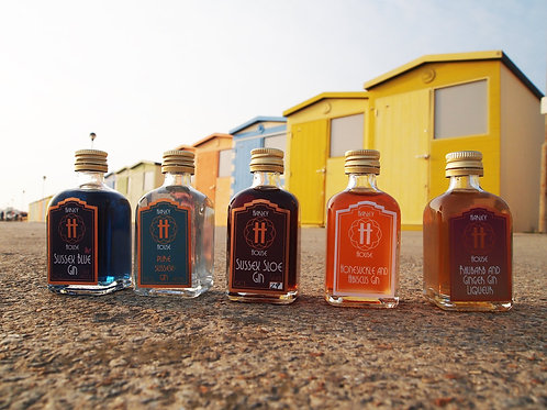 Individual 5cl Miniature Gins