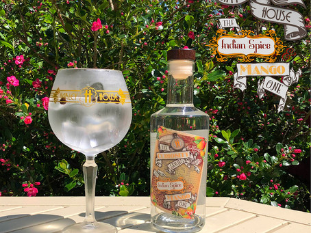 Gin Cocktails to Try with Indian Spice and Mango Gin
