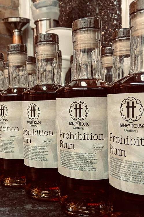 Prohibition Rum - GOLDEN