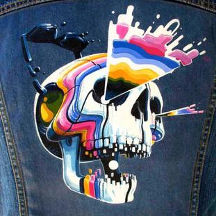 Skull Jacket 2014