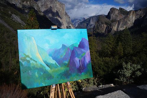 Yosemite Original (Sold)