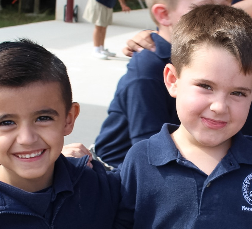 We provide a balanced academic curriculum that integrates faith, culture and life
