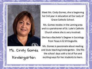 Meet Mrs. Gomez