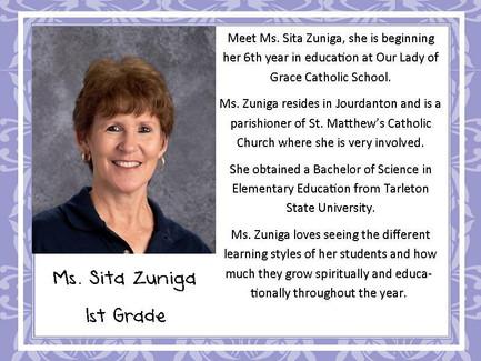 Meet Mrs. Zuniga