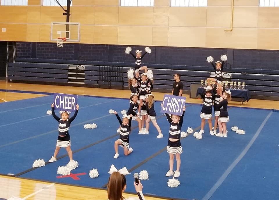 Cheer 4 Christ