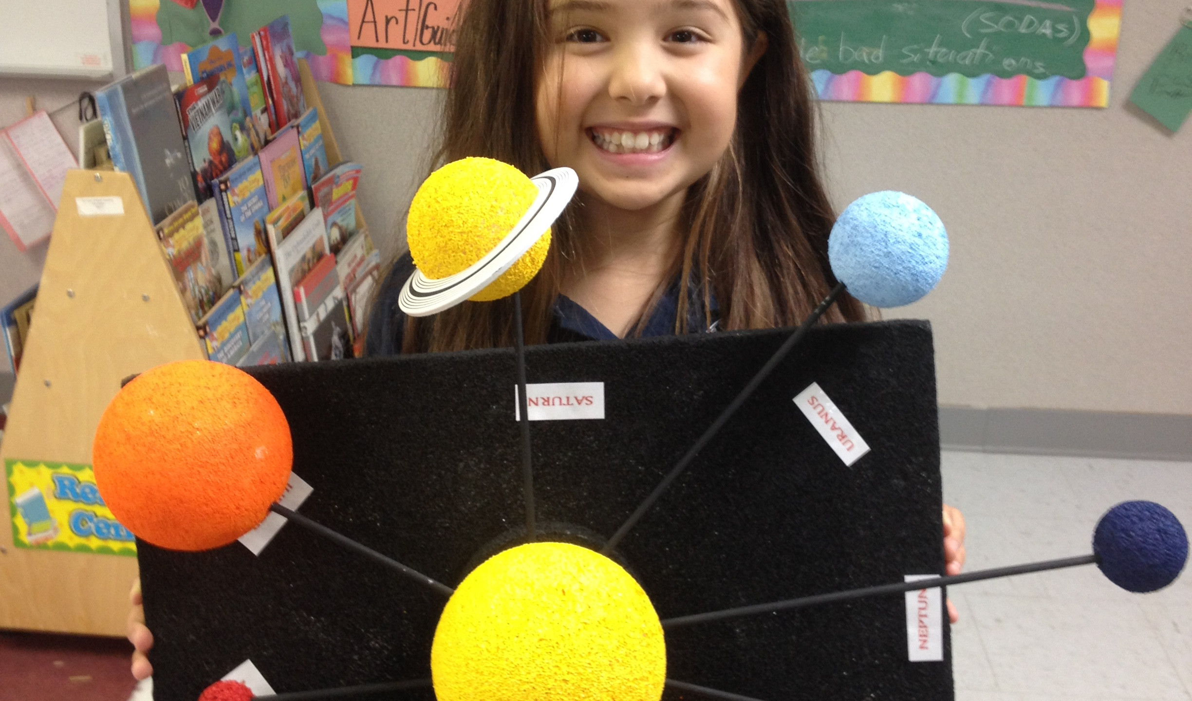 3rd Grade Science Project