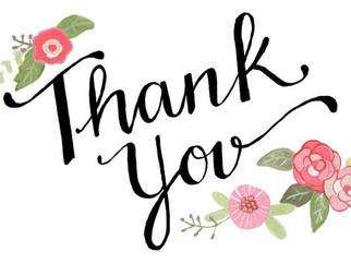 Principal Post~Thank You