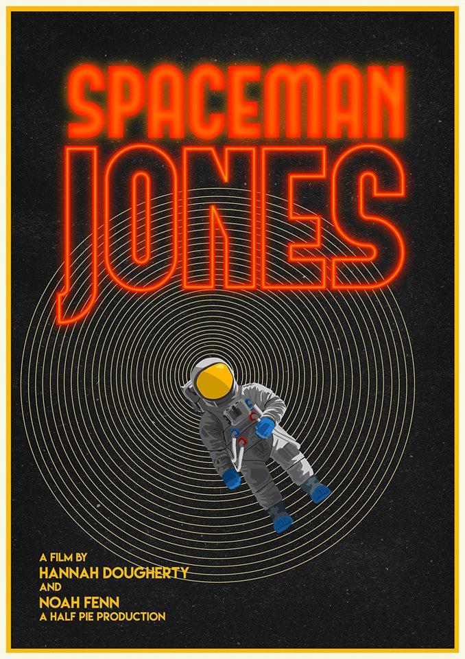 Spaceman Jones (2017)