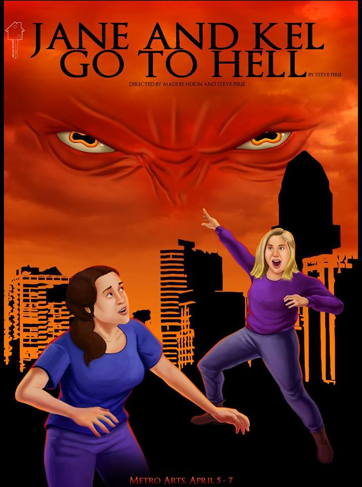 Jane and Kel Go To Hell (2018)
