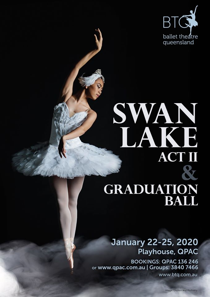 Swan Lake (Act II) & Graduation Ball