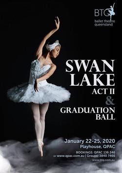 Swan Lake (Act II) & Graduation Ball