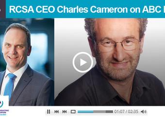 RCSA CEO defends 'labour hire' in Jon Faine interview