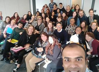 Auckland Council recruiters take on the 'Mahuru Maori' Challenge