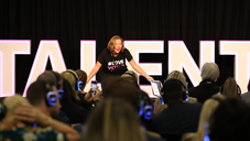 A recap of Talent X – hear what our members thought of the day
