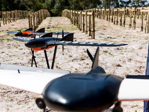 Agricultura de Precisão com drone