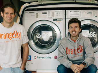 Introducing this year's Christmas charity partner, Orange Sky
