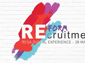 Recruitment ReForm digital conference a huge success