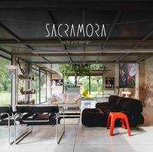 Sacramora | Logo Design