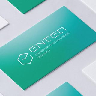 STUDIO ENTER | Rebranding