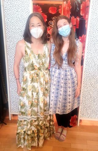 Lemon Dress and Sustainable Picnic Dress