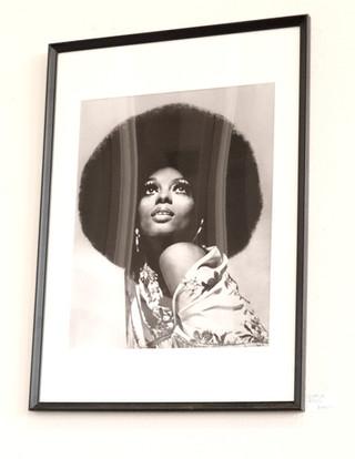 Diana Ross Print