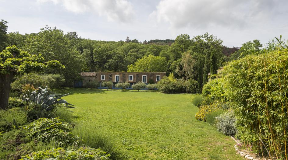 MAS DES OULES_Vue Jardin1_Garden View 1-