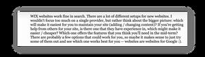 John Mueller fra Google udtalelse om Wix