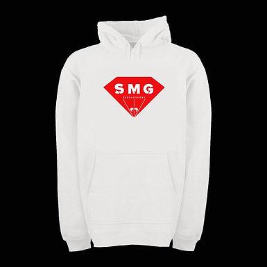 SMG Red Diamond Hoodie