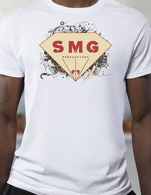 SMG Yellow Diamond T-Shirt
