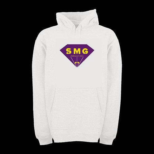 SMG Purple Diamond Hoodie