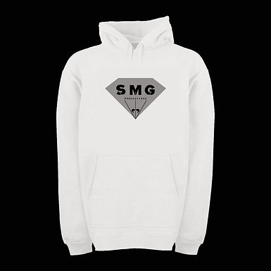SMG Silver Diamond Hoodie