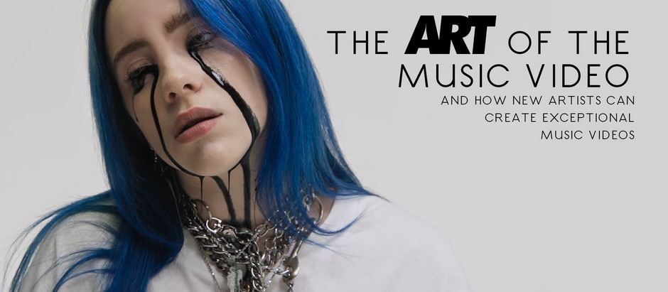 The art of music video production and how new artists can create exceptional music videos