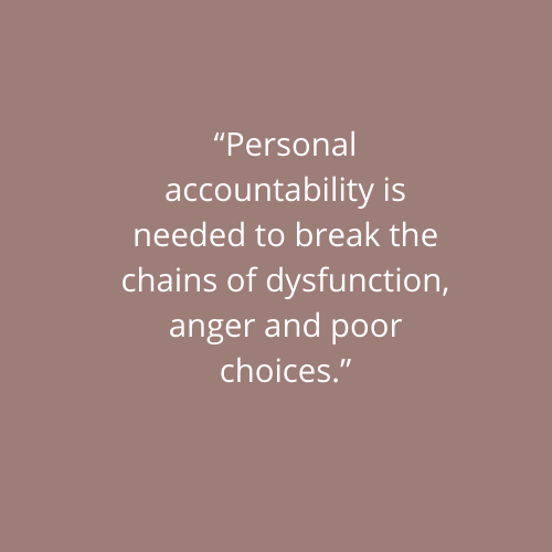 """Personal_accountability_is_needed_to_"