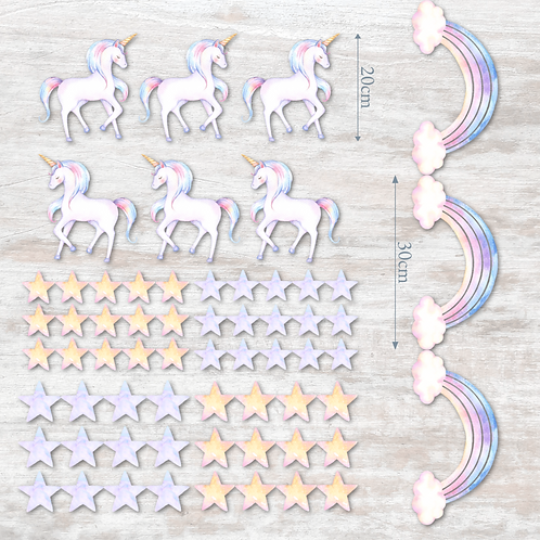 Unicorns (Set 2)