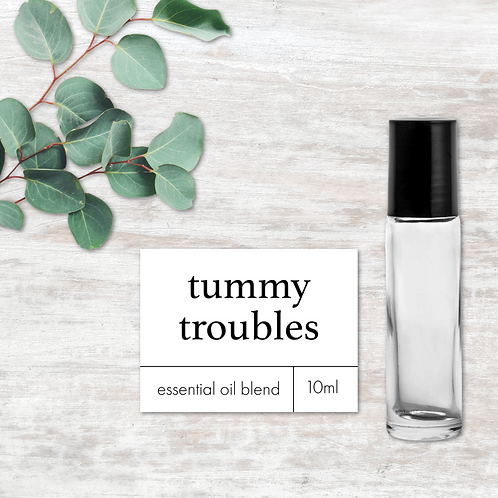 Tummy Troubles 10ml