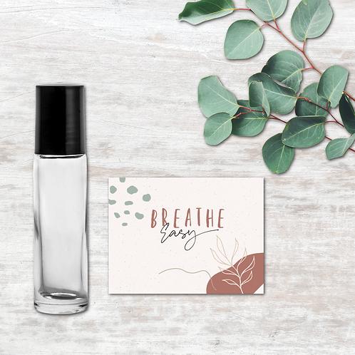 Breathe Easy - Earthy Abstract