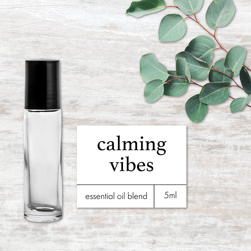 Calming Vibes 5ml