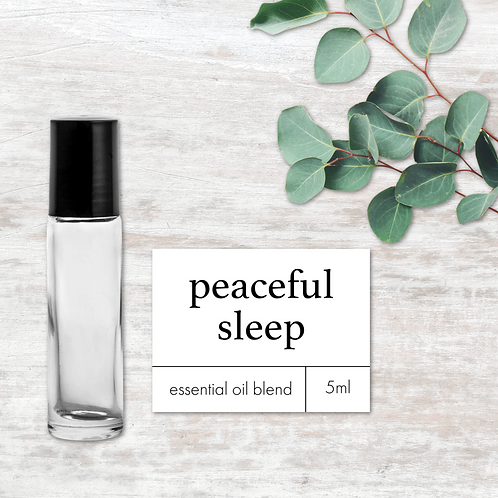 Peaceful Sleep 5ml